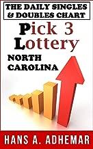The daily singles & doubles chart: Pick 3 lottery (North Carolina)