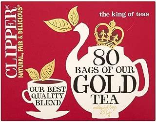 clipper gold tea