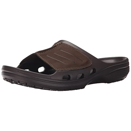 c13c1e3faa9c Crocs Men s Yukon Mesa Slide Sandal