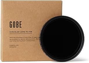 Gobe 77mm ND2-400 Variable Lens Filter  2Peak