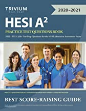 HESI A2 Practice Test Questions Book 2021-2022: 350+ Test Prep Questions for the HESI Admission Assessment Exam PDF