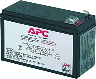 APC UPS Battery Replacement RBC17 for APC Models BE650G1, BE750G, BR700G, BE850M2, BE850G2, BX850M, BE650G, BN600, BN700MC...