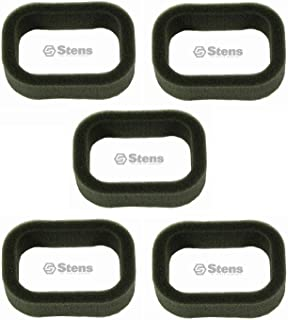 Stens 5 Pack 100-287 Air Filter Fits RedMax 5500-82171 BC2300 BC2600 CHT2200