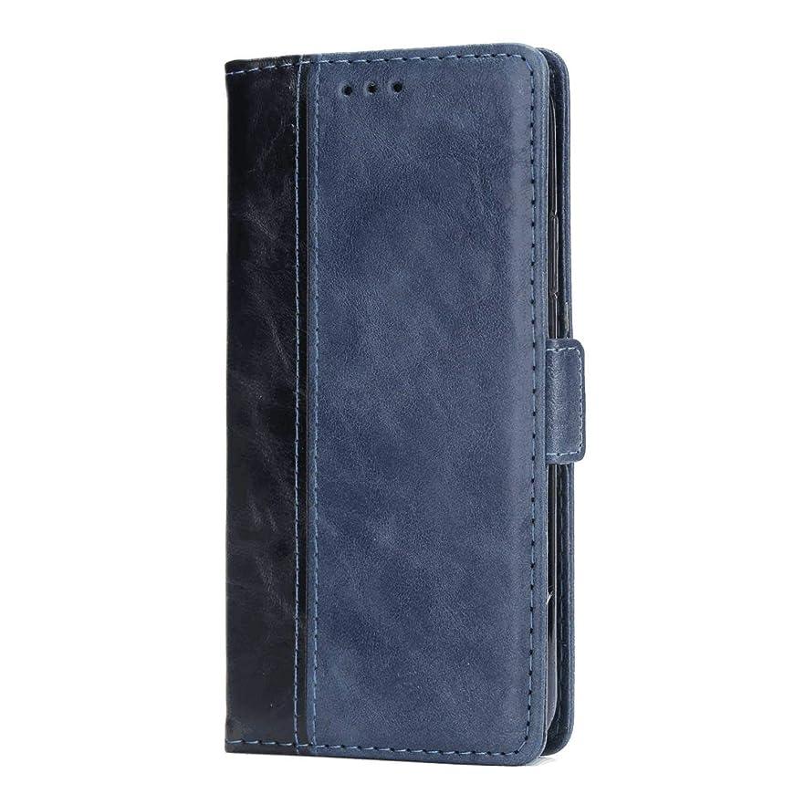 マニフェスト合意さわやかiPhone 7 Plus プラス PUレザー ケース, 手帳型 ケース 本革 財布 スマートフォンケース カバー収納 耐摩擦 ビジネス 手帳型ケース iPhone アイフォン 7 Plus プラス レザーケース