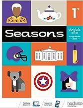 Anglais 1re B1-B2 Seasons : Livre de l'élève