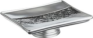 Popular Bath Soap Dish, Sinatra Collection, Silver