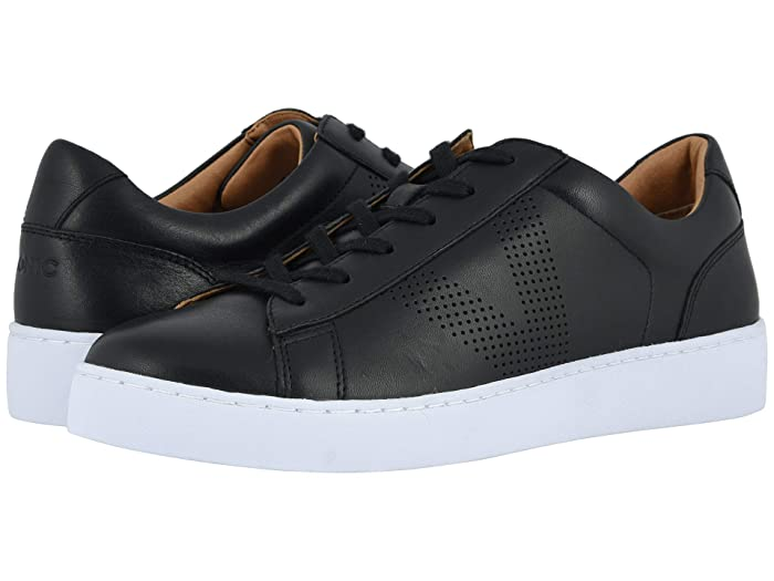VIONIC  Honey (Black Leather) Womens Shoes