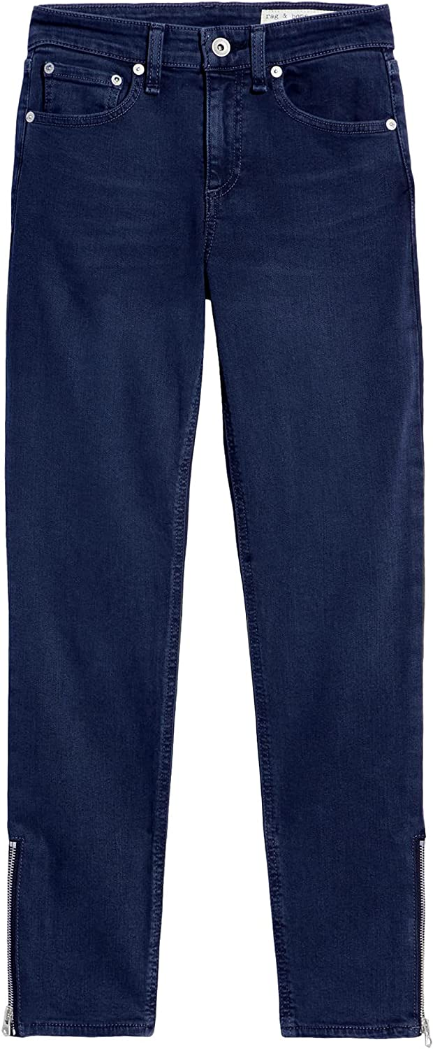 Very popular rag bone Women's Cate Mid Rise Jeans Skinny 25 Fletcher High quality new Ankle