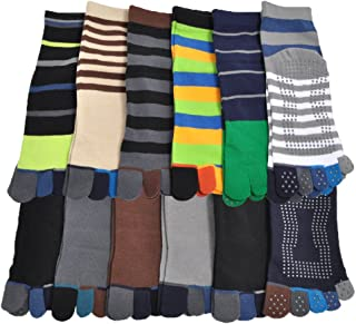 Angelina Dozen Pack Unisex Toe Socks