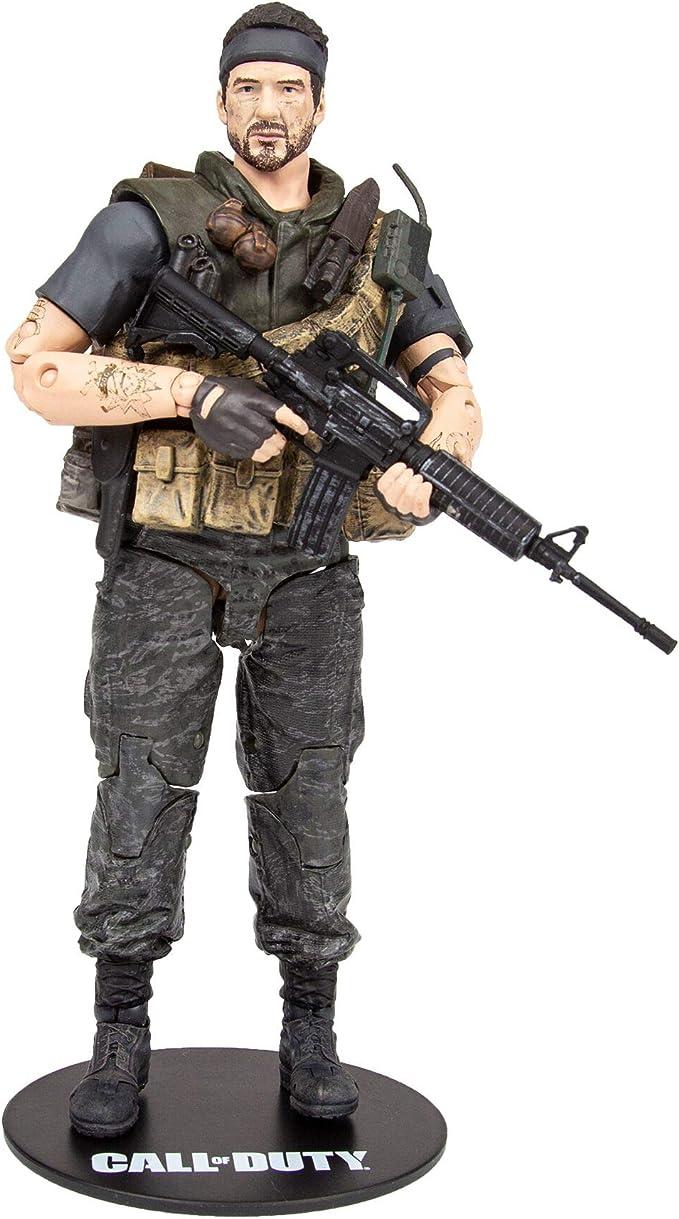 Call of Duty Black Ops 4 Frank Woods 15 cm Action Figure de MCFARLANE TOYS