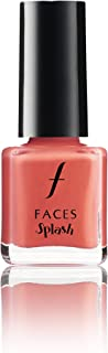 Faces Canada Splash Nail Enamel Coral Island 62 8ml (Pink)