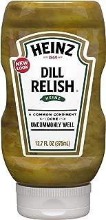 Heinz Dill Relish, 12.7 fl oz Bottle