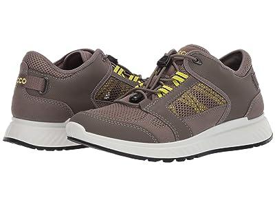 ECCO Sport Exostride Summer Trail Sneaker (Warm Grey/Sulphur) Men