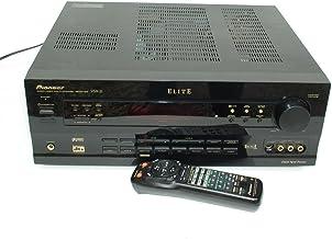 5.1 Home Theater Receiver & Remote Pioneer VSX-21 Elite