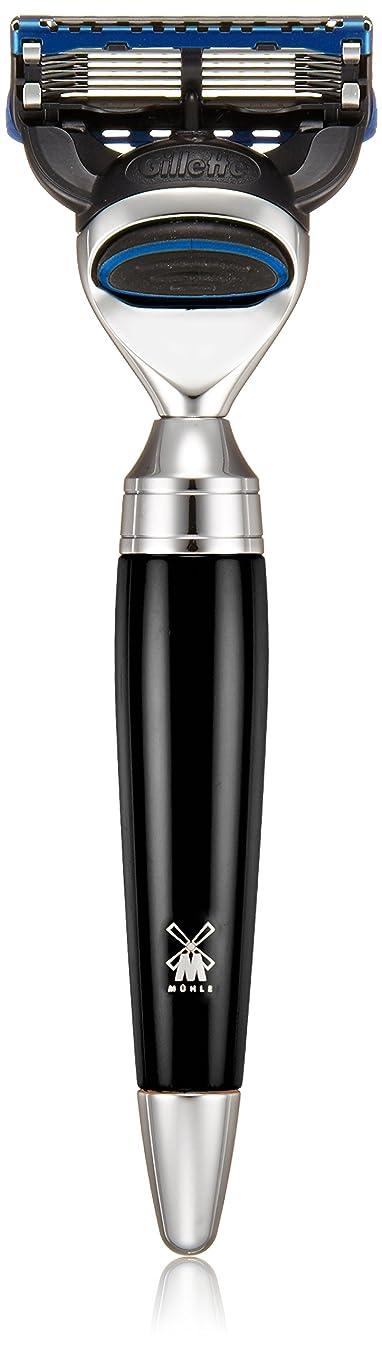 省略ディレイ利得ミューレ STYLO レイザー(Fusion) ブラックレジン R76F