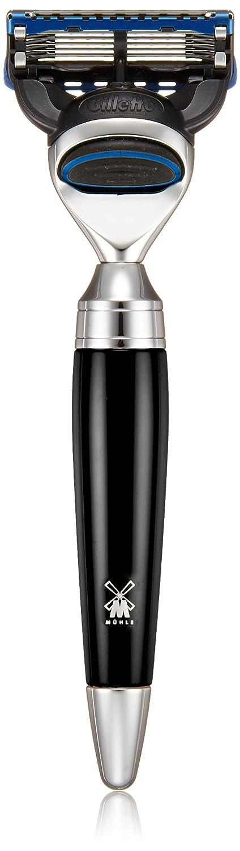 チャールズキージング嵐排気ミューレ STYLO レイザー(Fusion) ブラックレジン R76F