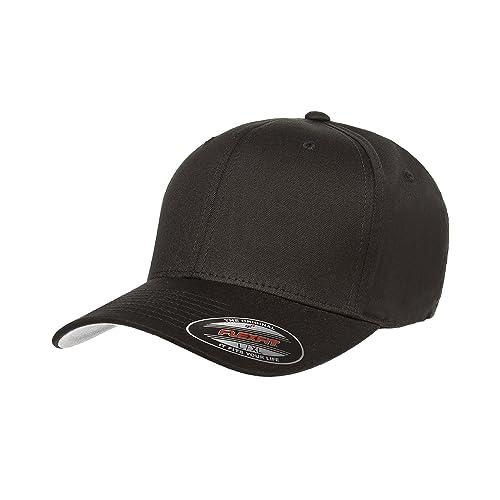 da4623a0fade2e Flexfit 2-Pack Premium Original Cotton Twill Fitted Hat …