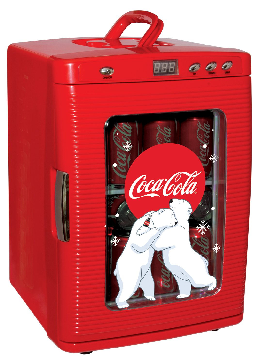 Koolatron KWC 25 Coca Cola 28 Can Capacity Portable