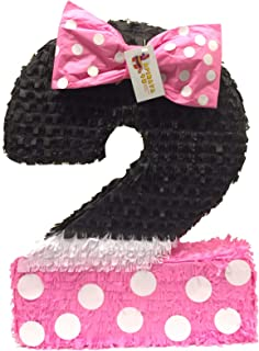 Best minnie mouse number 2 pinata Reviews