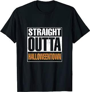 Halloween - Straight Outta Halloween Town T-Shirt