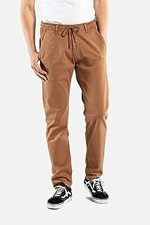 sabbia Rick Cardona Donna Designer-Velluto Pelle Pantaloni