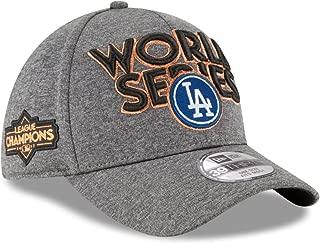 New Era Los Angeles Dodgers MLB 39THIRTY Heathered Neo Pop Flex Fit Hat