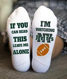 New York Jets Socks Birthday Gifts American Football Game