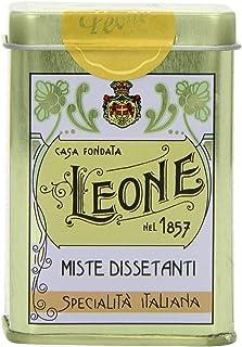 Pastiglie Leone - Pastillas con perfumes surtidos en caja de