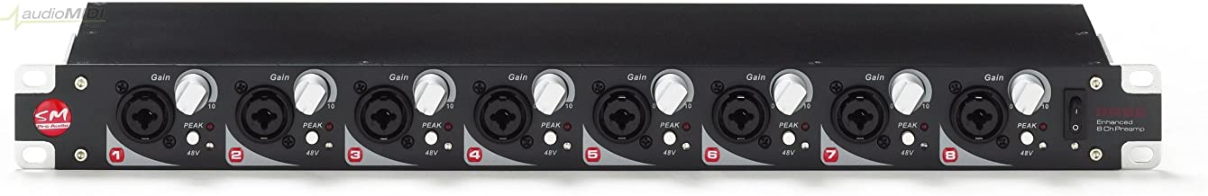 Best sm pro 8 channel preamp Reviews