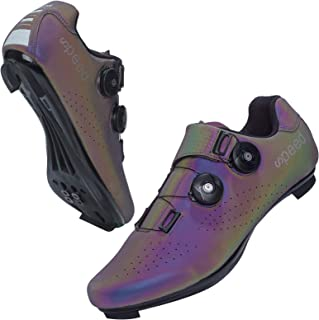 Sponsored Ad - NAICUTE Cycling Shoes for Men Indoor Bike Shoes Road Bike Shoes Mountain Bike Shoes Comfortable Shoes Rider...