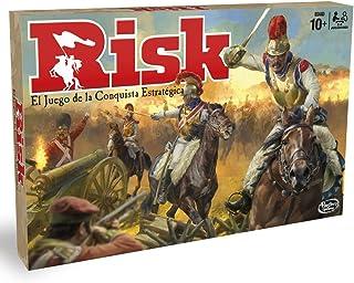comprar comparacion Hasbro Gaming Juego de mesa Risk, Hasbro B7404105
