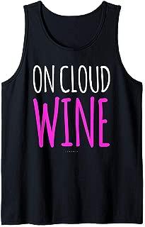 on cloud wine tank