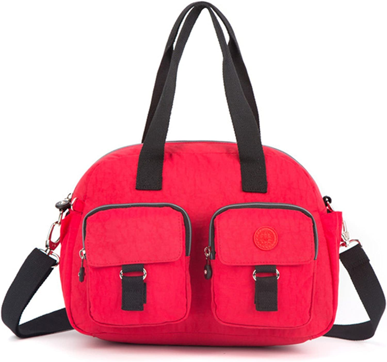 Fashion Handbag for Ladies Girls, Water Resistant Tote Bag, Messenger Bag for Women by GEM