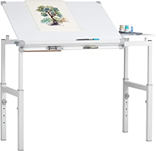 STUDIO DESIGNS Graphix II Workstation - 24in x 36in White/Gray 10211