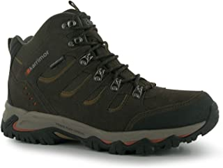 Karrimor Mens Mount Mid Top Lace Up Walking Boots