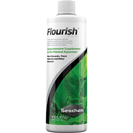 Seachem Flourish   500 ml   Happy Fins