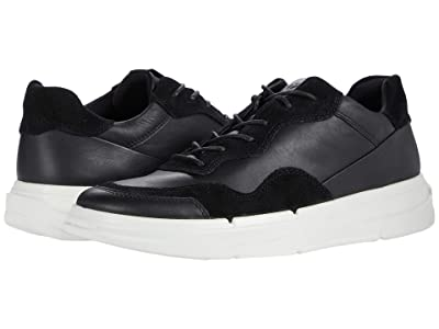 ECCO Soft X Sneaker (Black/Black) Women