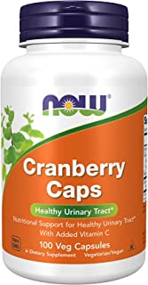 Now Foods Cranberry Supplement, 100 Capsules