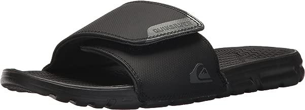 Quiksilver Men's Amphibian Adjust Slide Sandal