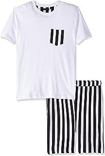 Brave Soul Men's MLWS-149MONO T-Shirt