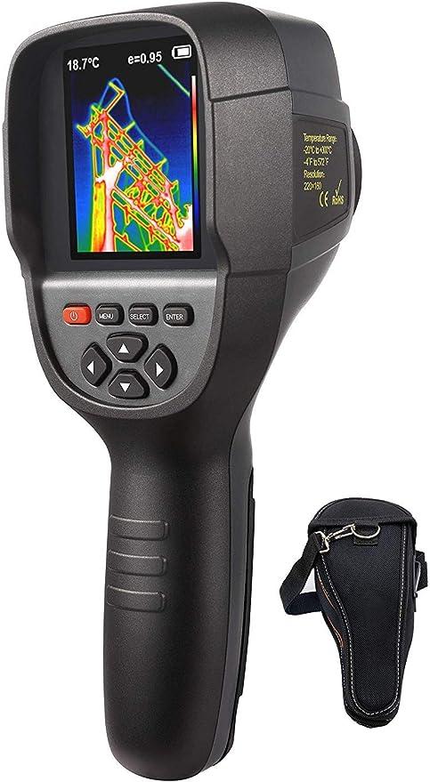 HTI Handheld Thermal Imaging Camera - Ergonomic