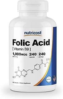 ovaltine folic acid