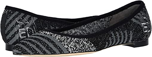 Metallic Pewter Multi Sport Knit