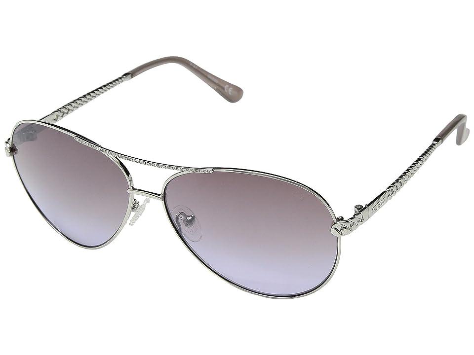 GUESS GU7470 (Shiny Light Nickeltin/Gradient) Fashion Sunglasses