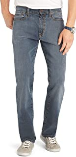 Men's Big & Tall Comfort Stretch Jeans – Relaxed Fit Denim