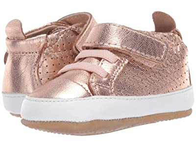 Old Soles Cheer Bambini (Infant/Toddler) (Copper/Snow) Girl