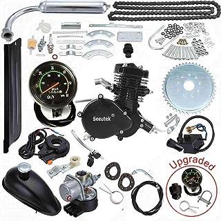 "Seeutek 26"" or 28"" 80cc Bike Bicycle Motorized 2 Stroke Cycle Motor Engine Kit Set"