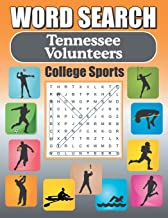 Word Search Tennessee Volunteers: Word Find Puzzle Book For All Vols Fans