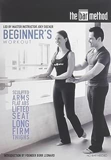 The Bar Method Beginner's Workout