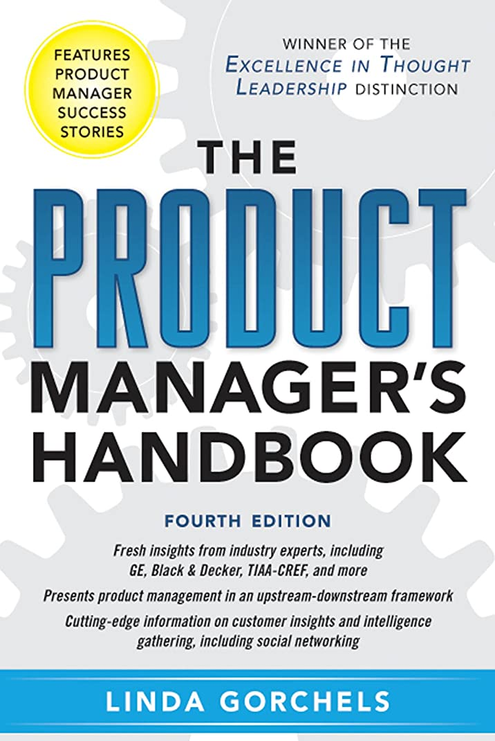 領収書居眠りする交換The Product Manager's Handbook 4/E (English Edition)